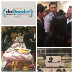 The Philly DoGooder Awards were held at the University of the Arts' Hamilton Hall.